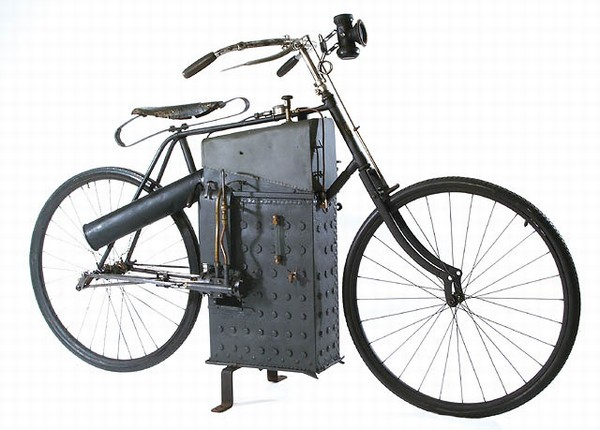 Steam Bicycle